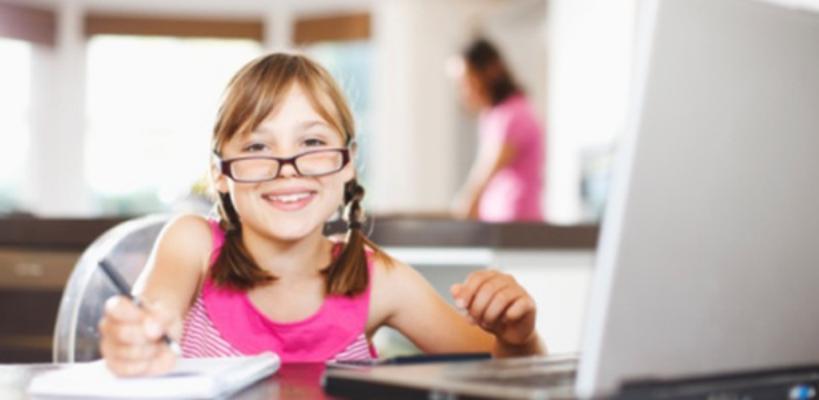 Eduque seu filho em casa: aprenda como funciona o EAD para crianças (foto: internet)
