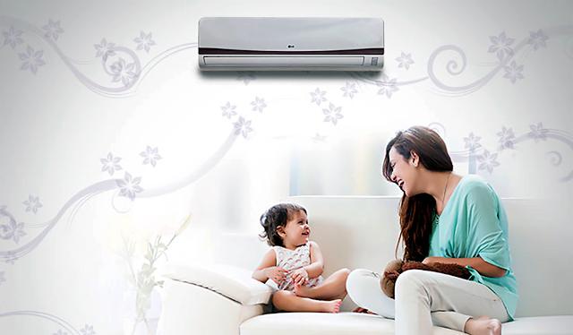 Ar Condicionado Faz Mal Para Crianças? (foto: internet)